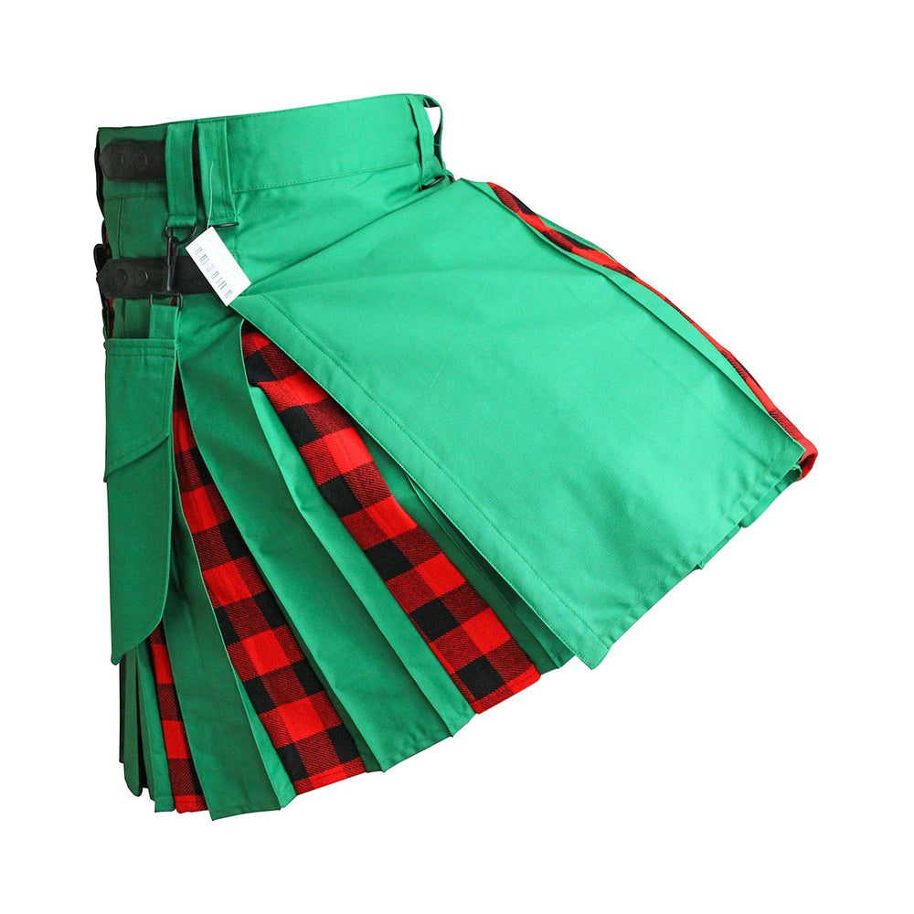 house-of-scotland-heavy-cotton-hybrid-kilt-with-tartan-pose