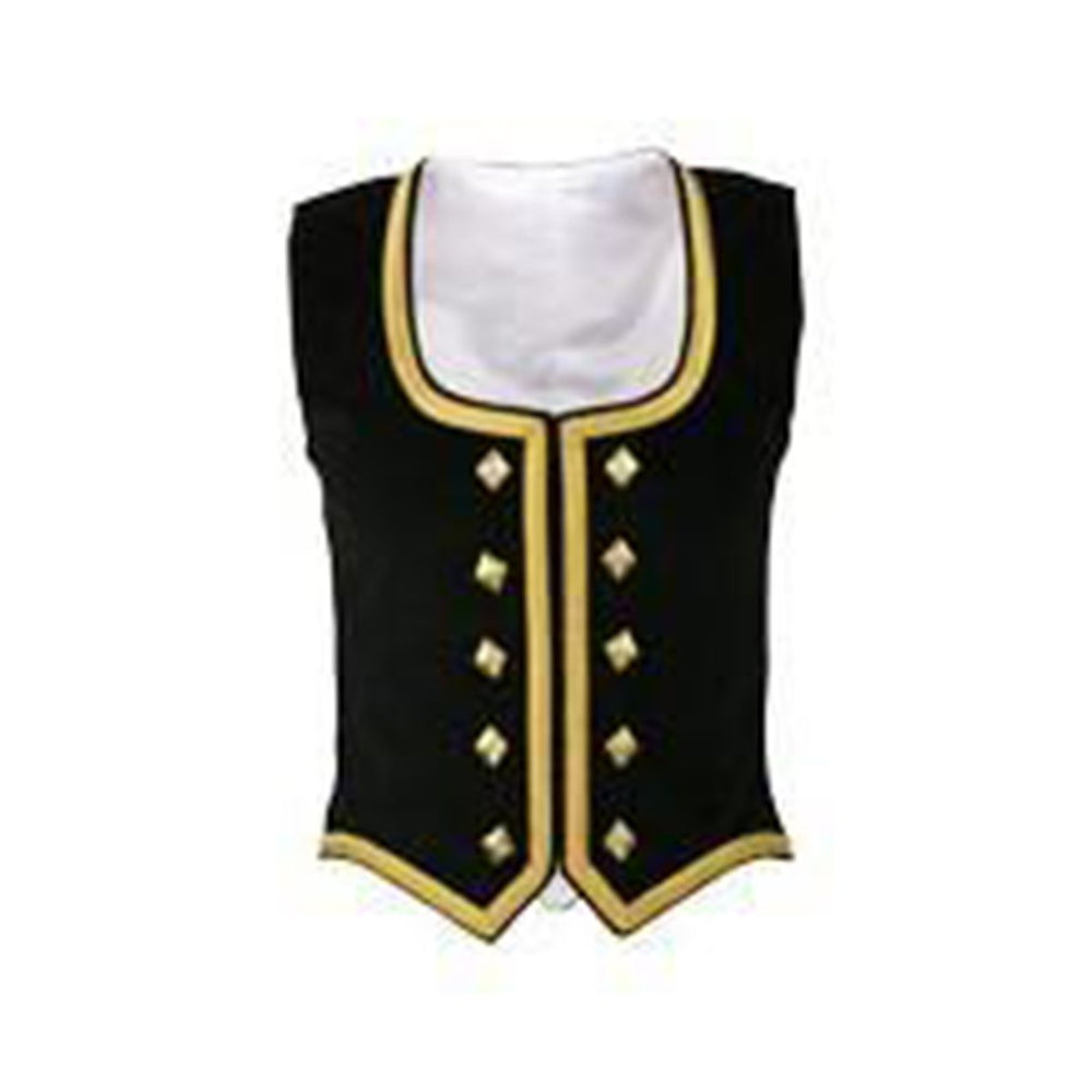 Ladies Highland Dancing Waist Coat