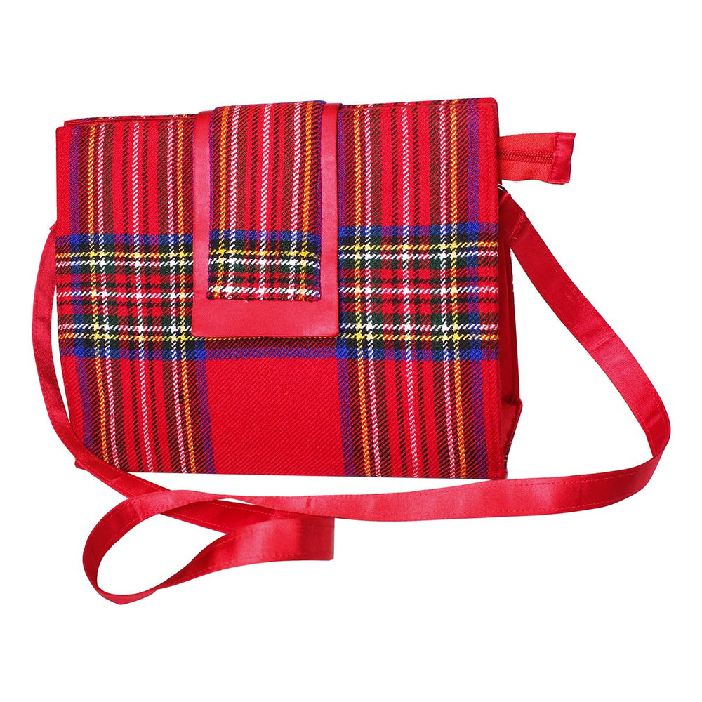 Ladies Tartan Hand Bag 90+ Tartans In Stock