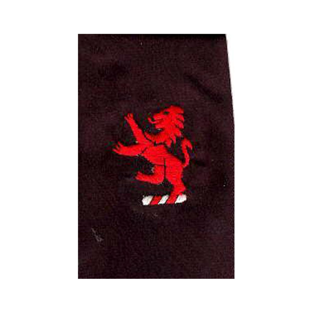 Scarborough Red Hackle Pipe Band  Neck Tie