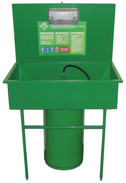 Large Degreasing Parts Washer