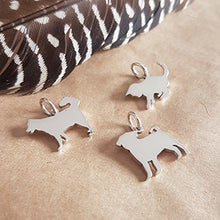 Load image into Gallery viewer, Pet Silhouette Pendant / Charm