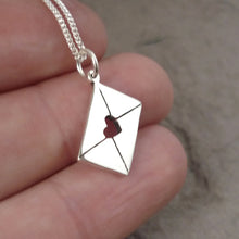 Load image into Gallery viewer, Loveletter Pendant on Chain
