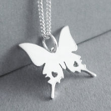 Load image into Gallery viewer, Butterfly Pendant on Chain
