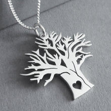Load image into Gallery viewer, Baobab Tree Pendant on Chain