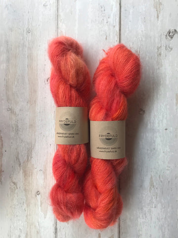 Silk Mohair - MELON PARTY