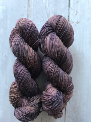 Wooly Sock - WINTER BERRY
