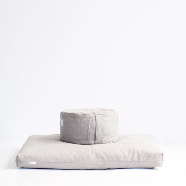CALM MEDITATION CUSHION IN OWL