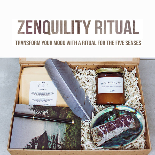 ZenQUILITY RITUAL - The Astral House