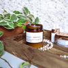 Sea Salt + Wild Plum Soy Candle