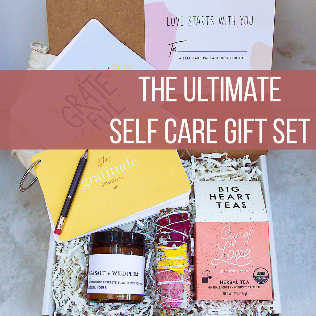 5 Piece Self Care Gift Set