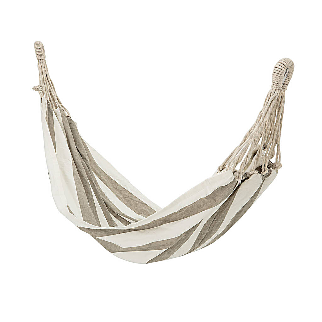 HAND CRAFTED COTTON HAMMOCK