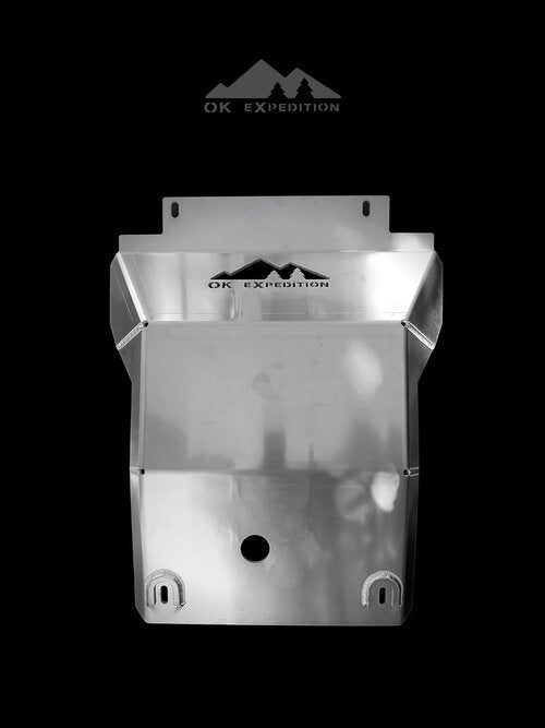 Engine Skid Plate Kit - 2nd Gen Tacoma (2005-2015)