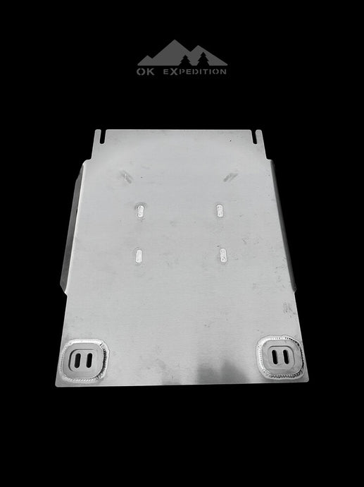 Transmission Skid Plate Kit - 3rd Gen Tacoma (2016-Current)