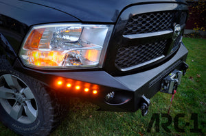 Stealth One Series Front Bumper - 4th Gen Dodge 1500