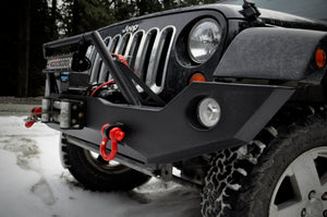 Stealth one Series Front/Rear Bumpers - Jeep Wrangler JK