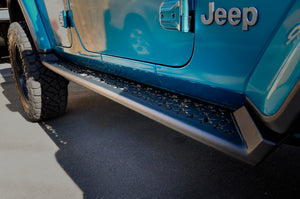 Tactical One Series Sliders - Jeep Wrangler JL