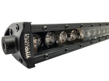"Load image into Gallery viewer, Vivid Lumen Midnight Series 32"" Single Row Light Bar"