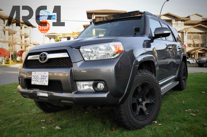 Phantom One Series Front Bumper - 5th Gen 4Runner (Facelift Conversion)