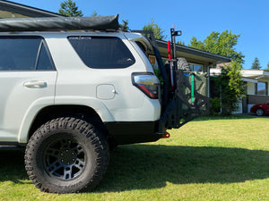 Phantom One Series Rear Swingout Bumper - 5th Gen 4Runner (2014-Present)