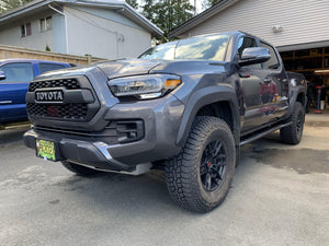 Tactical One Series Sliders - 3rd Gen Tacoma (2016-Present)