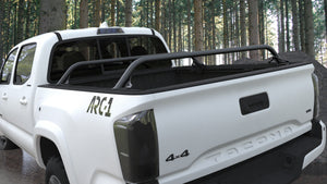 RTT Height Bed Rack - 3rd Gen Tacoma (2016-Present)