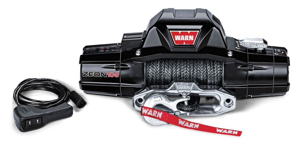Warn Zeon 10-S Synthetic Winch