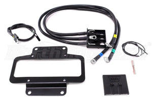 Warn Zeon Control Pack Relocation (Universal)