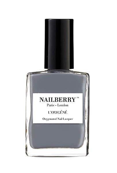 Nailberry Breathable & Oxygenated Nail Lacquer - Stone
