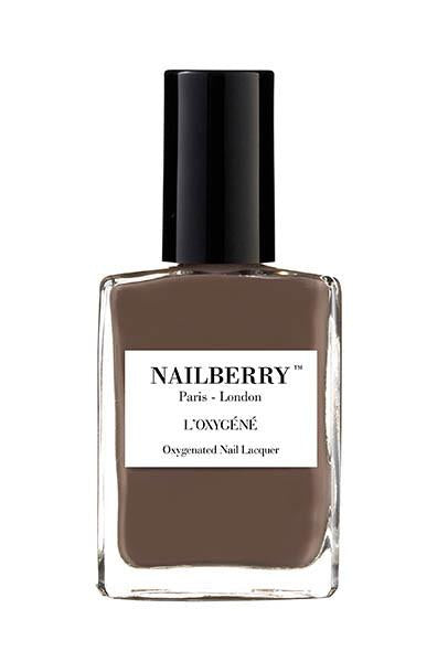 Nailberry Breathable & Oxygenated Nail Lacquer - Noisette