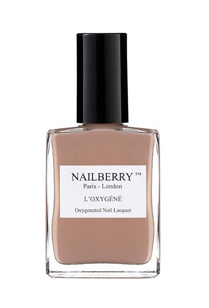 Nailberry Breathable & Oxygenated Nail Lacquer - Honesty