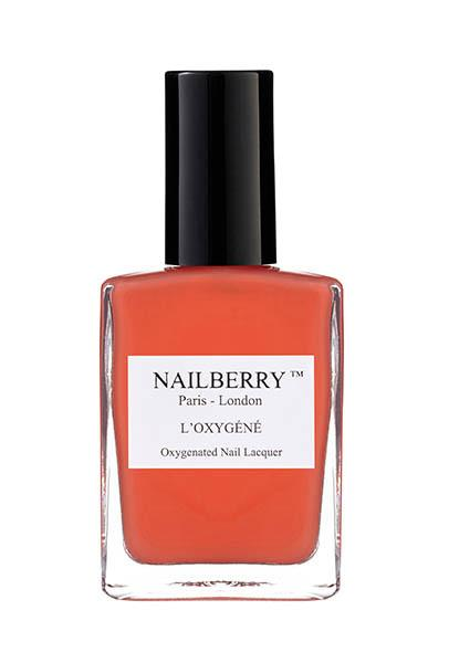 Nailberry  Breathable & Oxygenated Nail Lacquer - Decadence