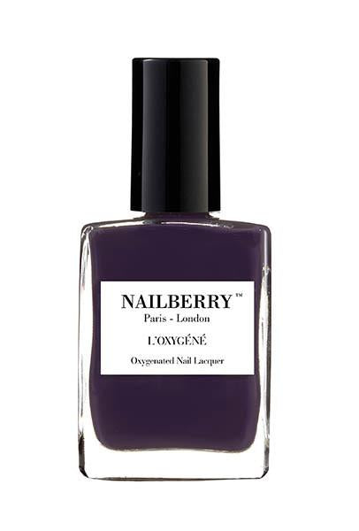 Nailberry Oxygenated Nail Lacquer Blueberry