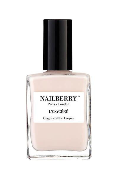 Nailberry Breathable & Oxygenated Nail Lacquer -  Almond