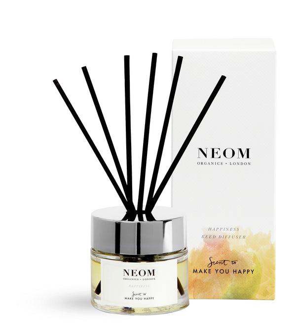 Neom Reed Diffuser - Scent To Make You Happy