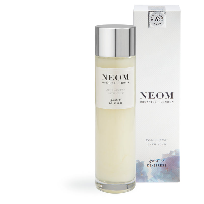 Neom Real Luxury Bath Foam - De-Stress
