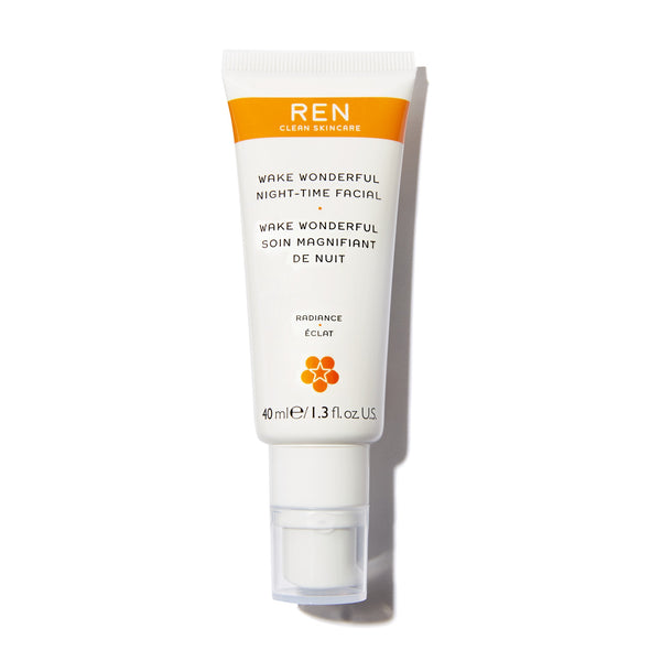REN Wake Wonderful Night-Time Facial