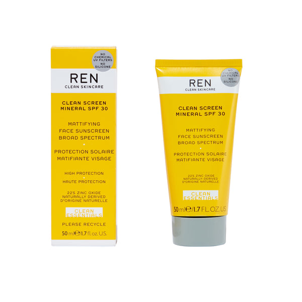 REN Clean Screen Mineral SPF30