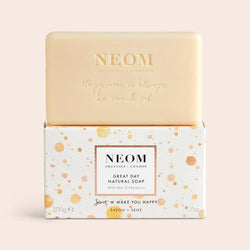 Neom Organics - Great Day Natural Soap