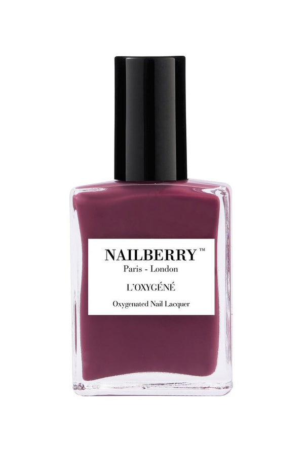 Nailberry Breathable & Oxygenated Nail lacquer- Hippie Chic