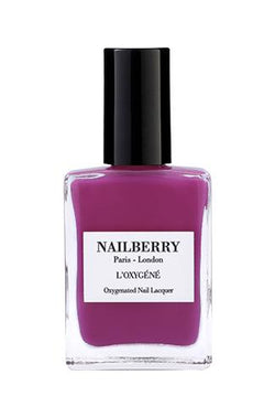 Nailberry Breathable & Oxygenated Nail Lacquer - Hollywood Rose