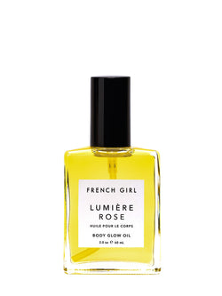 French Girl - Lumière Body Glow Oil - Rose
