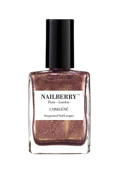 Nailberry Breathable & Oxygenated Nail Lacquer - Pink Sand