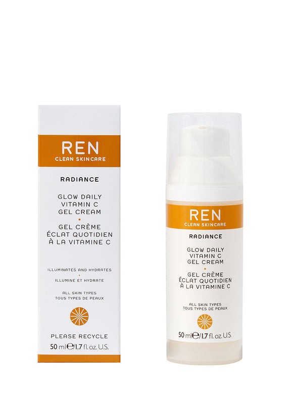 Ren Glow Daily Vitamin C Gel Cream