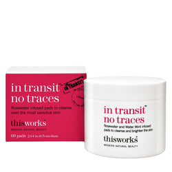 this works - in transit no traces