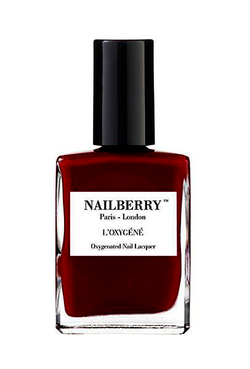 Nailberry Breathable & Oxygenated Nail lacquer - Le Temps Des Cerisis