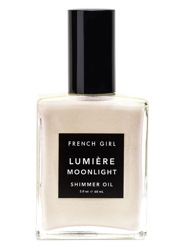 FRENCH GIRL - LUMIERE MOONLIGHT SHIMMER OIL  60ml