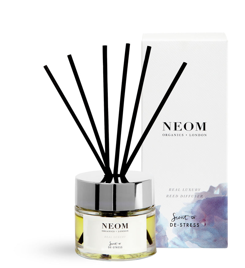Neom Reed Diffuser - Scent to De-Stress