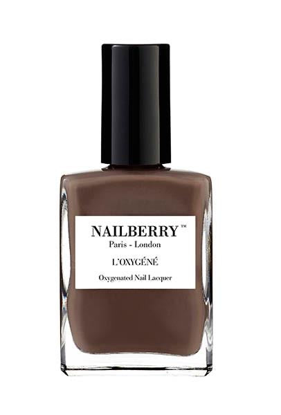 Nailberry Taupe LA Oxygenated Lacquer