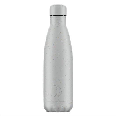 Chilly's Speckle Grey 500ml Bottle